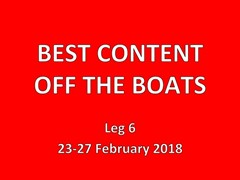 Best of boatfeeds 23-27 Feb