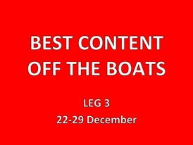 Best of boatfeeds 22-29 Dec