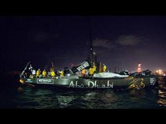 Volvo Ocean Race 2011-12: Leg 3 Gets Underway in Abu Dhabi
