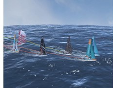 Telefónica's Overall Lead Under Threat As Boats Approach Finish To Leg 7 Of Volvo Ocean Race 2011-12
