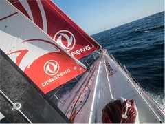 Leg Zero: Rolex Fastnet Race - Interview with Dongfeng crew as preparation for the Rolex Fastnet Race are underway (FR)