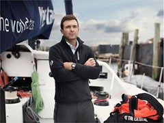 Leg Zero: Rolex Fastnet Race - Interview with Vestas 11th Hour's Charlie Enright