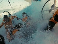Volvo Ocean Race: Raw - Promo - International Versions