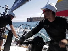 Prologue: Portuguese sailor Antonio Fontes joins Sun Hung Kai / Scallywag (POR)