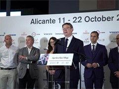 Alicante Race Village opening