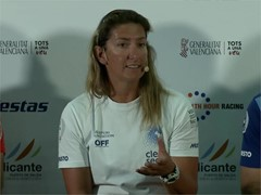 Highlights from the skippers press conference