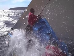 BOAT FEEDS from Leg 1 start and first day into the race