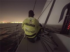 VNR: Leg 1 arrival Team Brunel gets sixth place