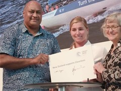 New Zealand joins the Clean Seas pledge