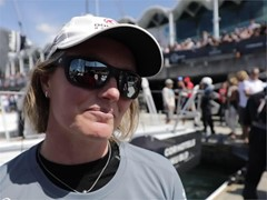 Crew interviews ahead of Leg 7 Start Auckland-Itajaí 18 Mar (more to come)