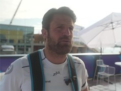 Crew and skippers interviews ahead of Leg 8 start Itajaí to Newport 22 April (more to come)