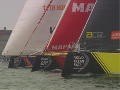 In-Port Race: Team Brunel takes wire to wire win in Gurney's Resorts In Port Race Newport