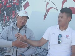 Dongfeng Race Team victory and Chinese sailors