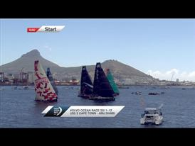 Telefonica Race Highlights
