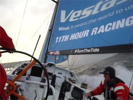 B-Roll Vestas 11th Hour Racing