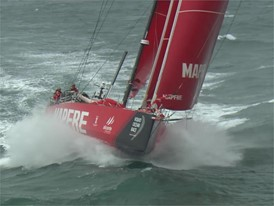 Leg Zero: Around the Island Race - Aerial Footage