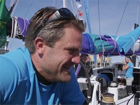 ⁠⁠⁠Leg Zero: Rolex Fastnet Race - Interviews with Volvo Ocean Race skippers ahead of their departure for the Rolex Fastnet Race