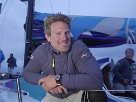 Leg Zero: Rolex Fastnet Race finish - Interview Simeon Tienpont ENG + DUTCH