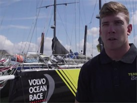 INTERVIEW:  PETER BURLING [NZL] RE JOINING TEAM BRUNEL IN VOLVO OCEAN RACE