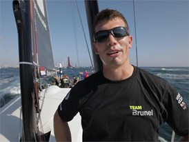 ENG IV onboard Brunel after the In-Port Race in Alicante