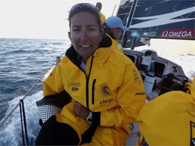 Boatfeed TTTOP- Dee Caffari: the scariest thing I've ever done