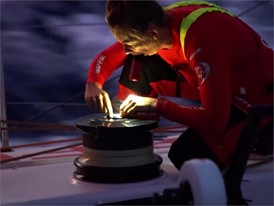 MAPFRE boat feed after start 2
