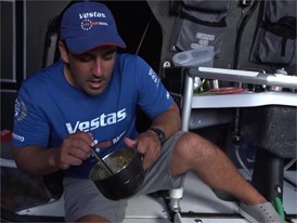 Boatfeed VEH: Meat-free Mondays on Vestas 11th Hour Racing