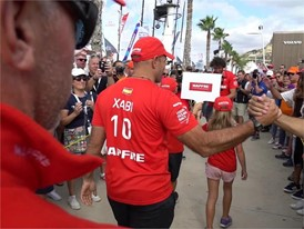 Edit: Leg 1 highlights of MAPFRE