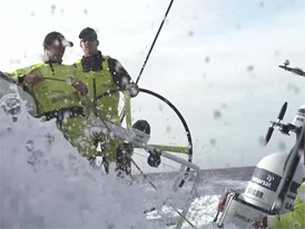 Edit: Leg 1 highlights of Team Brunel