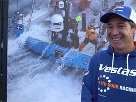 IV (EN) VEH Simon Fisher before Leg2 start
