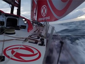 VNR: Leg 2 Day 9 Equator crossing and weather challenges
