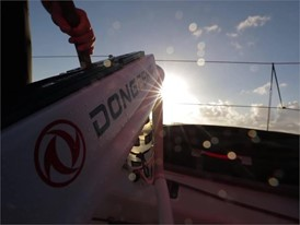 NOV 15_Dongfeng Race Team_Charles Caudrelier talks about breaking away from MAPFRE