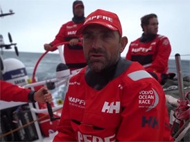 IV (ES) MAPFRE Fernández, Echegoyen Leg2, stretching South paid