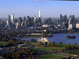 Melbourne GV Host City Leg 3 and Leg 4