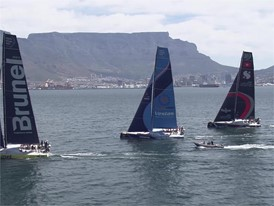 Heli Shots fleet Cape Town Practice Race 06 Dec