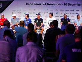 Press conference Pre Leg 3 - quotes from crews, Cape Town