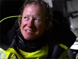 BNL Annie Lush (GBR)back in action after injury 24 Dec Leg 3