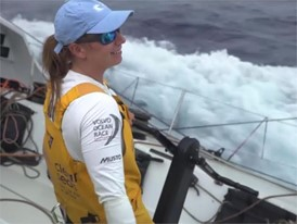 TTT on Bianca Cook (NZL) - 24 Feb Leg 6