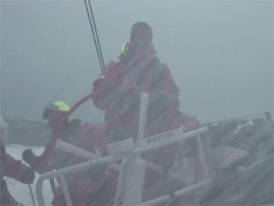 MPF IV EN-ES crew on the cold and conditions Southern Ocean 24 Mar