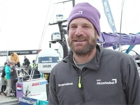 IV NL AZN Tienpont Leg 8 arrivals 5th Place