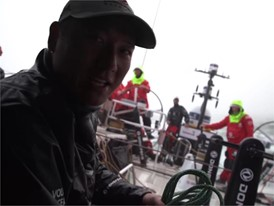IV Chinese Chen Jinhao after Leg 9 start 21 May.mp4