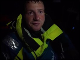 IV DN AZN Sehested VO65 24hr distance record 24 May Leg 9