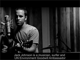 EDIT: Singer Jack Johnson calls for action on ocean plastic crisis and backs #CleanSeas campaign