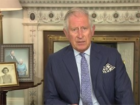 HRH The Prince of Wales addresses Ocean Summit, Cardiff