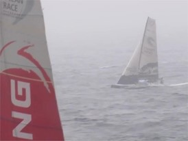 HELI: fleet off Norway, final day Leg 10