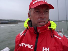 IV EN MPF Greenhalgh Gothenburg In-Port Race