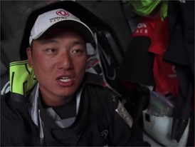 IV CN DFG Horace Chen Leg 11 Day 2 leading