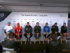 VNR ALERT - Leg 11 Arrivals - Final leg of the Volvo Ocean Race