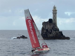 Dongfeng win knife-edge battle with MAPFRE in Rolex Fastnet Race