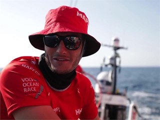 Prologue race winner MAPFRE heads to Alicante - interview with Blair Tuke